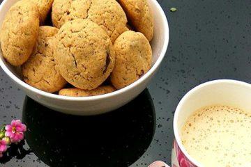 Keksići od kave i čokolade