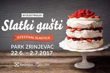 Slatki gušti – najslađi zagrebački festival