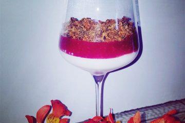 Panna cotta u čaši