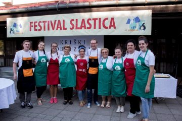 Održan festival slastica Kriški oblizeki