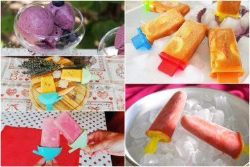 Pet najboljih recepata za voćni sladoled