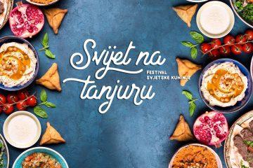 Svijet na tanjuru – gastronomsko putovanje oko svijeta