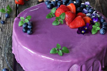 Staklena torta