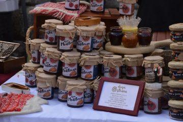 Stotine vrsta prirodnih voćnih namaza na Festivalu pekmeza, džema i marmelade