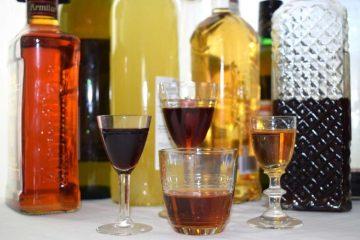 Upotreba alkoholnih pića pri izradi slastica