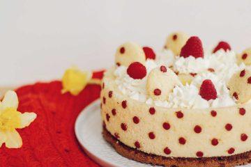 Mascarpone mousse torta