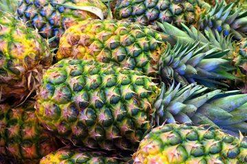 Ananas – egzotični sastojak slastica