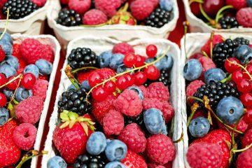 Bobičasto voće – zdrav dodatak vašim slasticama