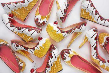 Hodanje u sladoledu, cupcakesu, torti – evo kakve cipele stižu iz Shoe bakery