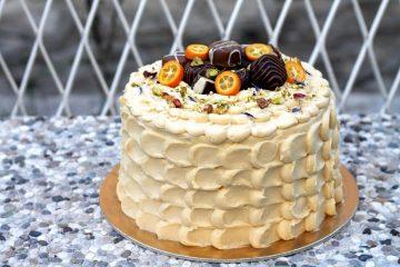 Kremasta Baileys torta
