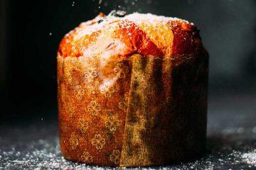 Panettone – slatki božićni kruh
