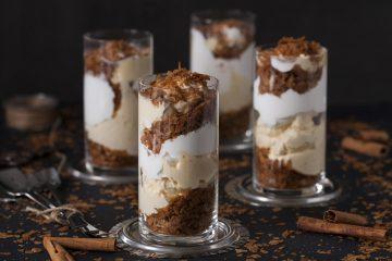 Bundevasti desert u čaši