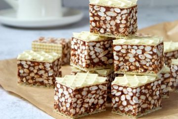 Čokoladne oblatne s rižom