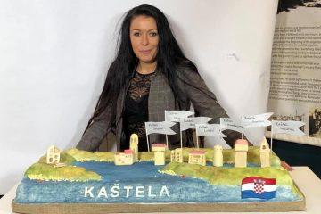 Slatka Kaštela: britanska slastičarka u poznatoj emisiji napravila torte posvećene Kaštelima