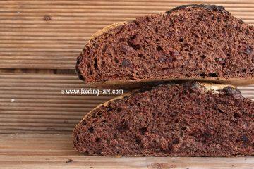 Čokoladni kruh sa starterom