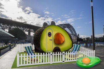 Sve u znaku avokada: zanimljivi apartman u Sydneyju