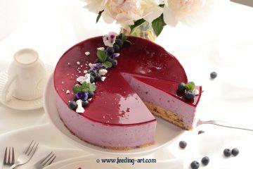 Jogurt torta od borovnica