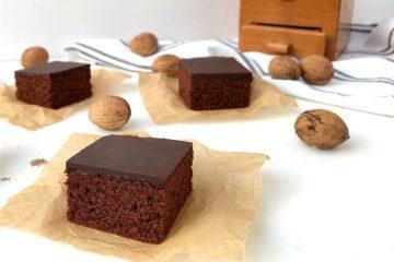 Čokoladne kocke s orasima