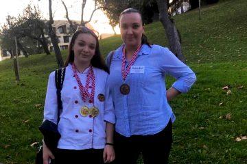Dva zlata i bronca: nove medalje za Slatkopedijine suradnice