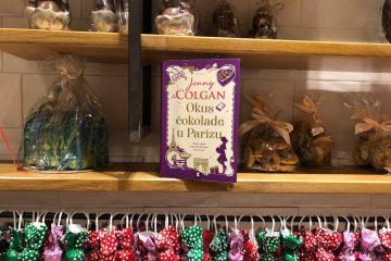 Okus čokolade u Parizu – Jenny Colgan – slastan roman