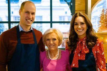 Božić s Mary Berry: pripremanje slastica u kraljevskom društvu