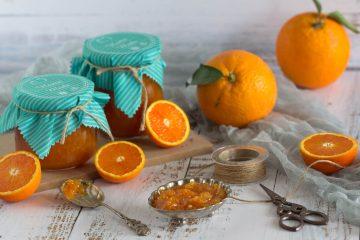 Džem od crvenih naranči