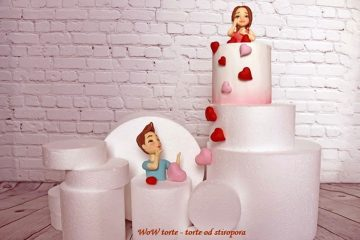 Slatko i trajno: proslavite svoju ljubav uz posebne torte