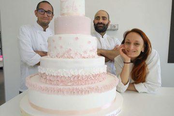 Svadbena torta za najveće junakinje: prekrasna inicijativa talijanske slastičarnice