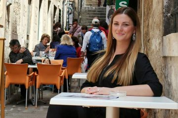 Akcija #recimoimhvala: Alisa Nenadić predstavlja dubrovačku slastičarnicu Dolce Vita