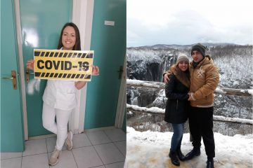 "Akcija #recimoimhvala – Josipa Punda: ""Da moram, ponovno bih upisala sestrinstvo."""