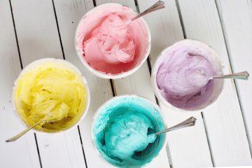 Savjeti za korištenje prehrambenih boja