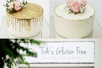 Akcija #recimoimhvala: Bezglutenskom tortom jednoj će mladenki iz zagrebačkih hitnih službi vjenčanje zasladiti TiA's Gluten Free