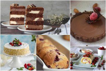 Šaroliki svibanj na Slatkopediji: torte, tart, keksići i rolada obilježili mjesec za nama