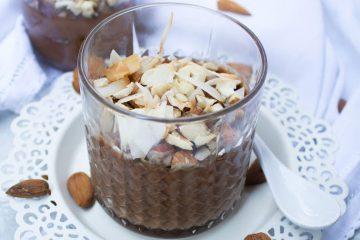 Čokoladni avokado mousse bez šećera