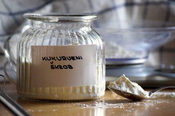 Rješenje je tu: evo čime zamijeniti kukuruzni škrob u receptima
