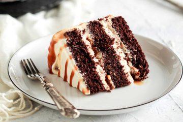 Hrskava karamel torta