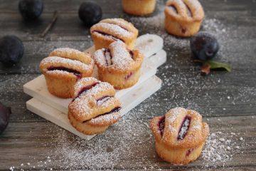 Muffini sa šljivama