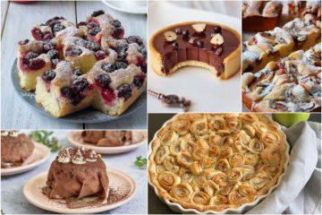 Slatki okusi kolovoza: višnje, jabuke, tiramisù, čokolada i šljive