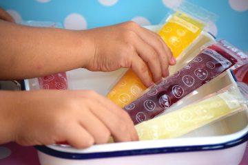 Zaleđeni voćni štapići