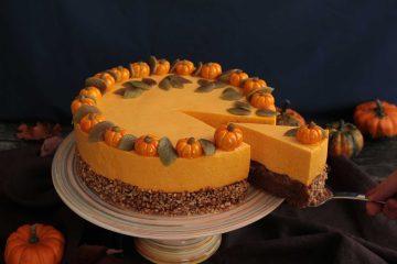 Mousse torta od tikve