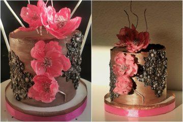 """Bas relief – torte s """"uklesanim"""" dizajnom"""