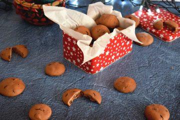 Božićni keksići s čokoladnim kapljicama uljepšat će nadolazeće adventske dane