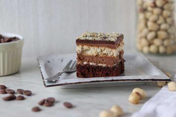 Početak tjedna je slađi uz recept za divne čokoladne kocke