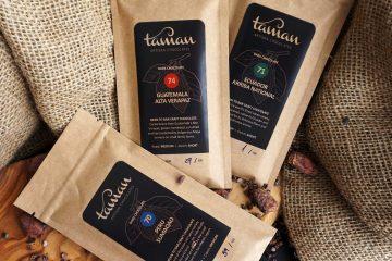 Okusi Srednje i Južne Amerike u pločicama bean-to-bar čokolada TAMAN artisan chocolates