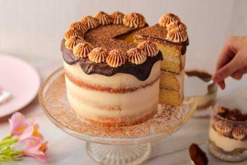 Tmurna ili vedra, subota će svakako biti slađa uz recept za tiramisù tortu