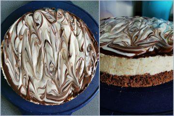 Tostirani kokos daje poseban okus ovoj kremastoj torti