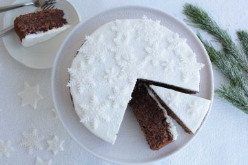 Prizivamo snježnu bajku ovim divnim zimskim kolačem