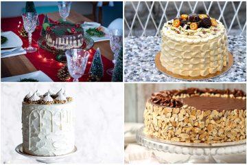 Donosimo četiri recepata za božićnu tortu – kraljicu blagdanskog stola