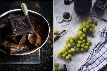 Čokoladom, grožđem i zelenim čajem u borbu protiv korone