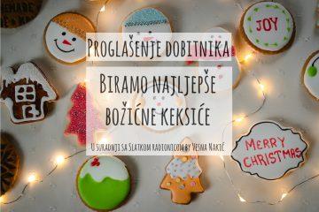 Evo tko će ovog Božića uživati u kolačima iz Slatke radionice by Vesna Nakić